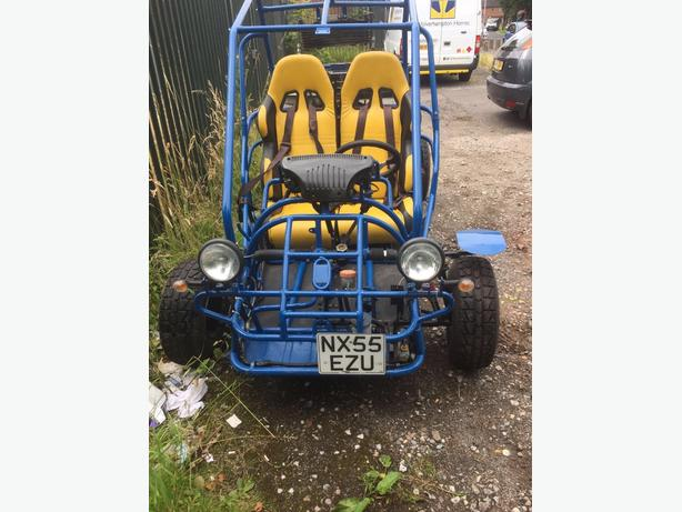 road legal buggy bandit 600 conversion