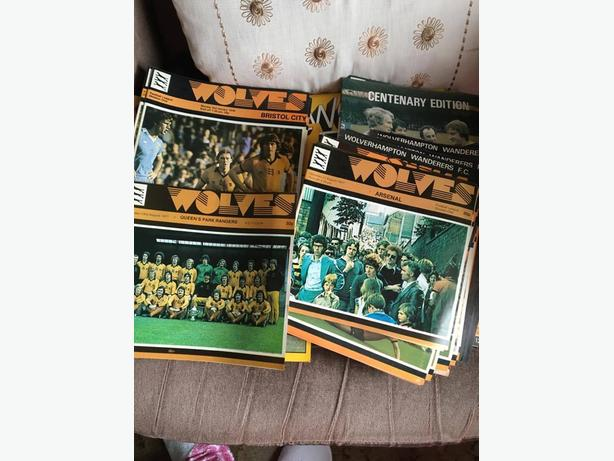 wolves programmes