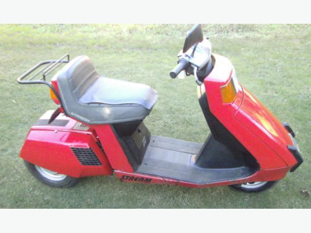 Honda NV50