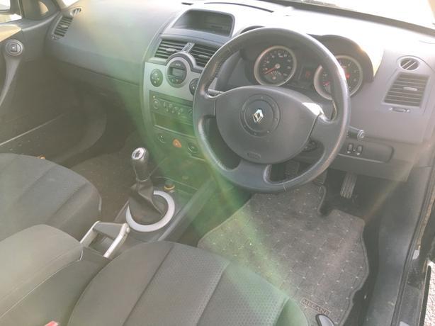 RENAULT MEGANE 1.5 DCI 95K £30 ROAD TAD KEYLESS ENTRY PAN ROOF 65MPG CLEAN CAR