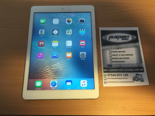 ipad air 32gb wifi and sim