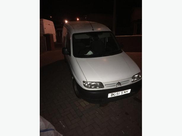citroen berlingo 800 lx hdi