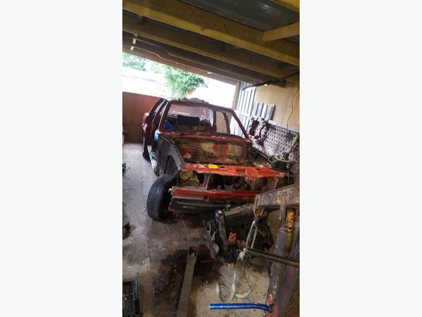 WANTED: rollover jig for car