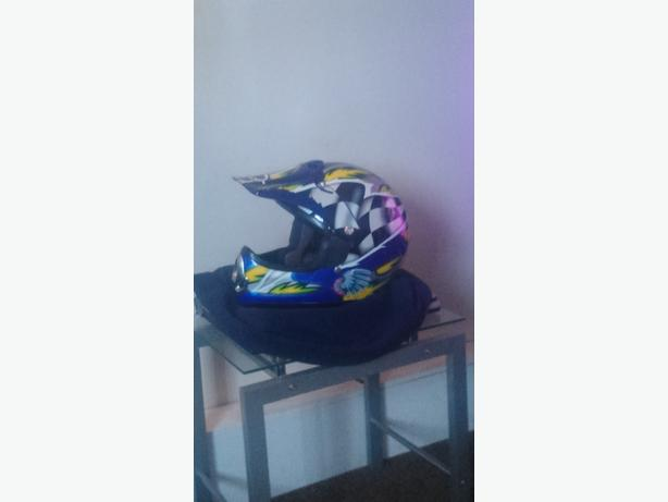 children's helmet £30 ono