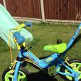 Bike toddlers jungle fun bike like new