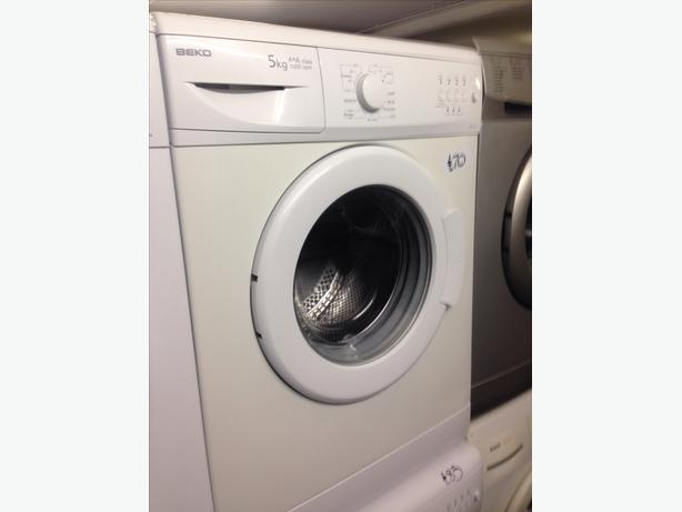 BEKO WASHING MACHINE 5KG 1000 SPIN0