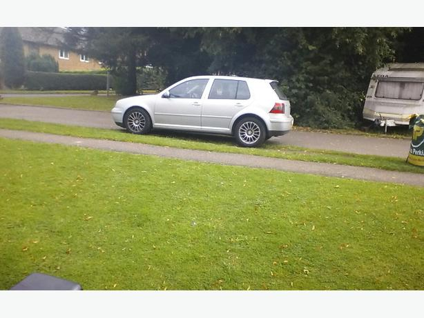 GOLF GTI FOR SALEBARGAIN!! £200