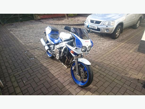 Honda CBR400RR NC23