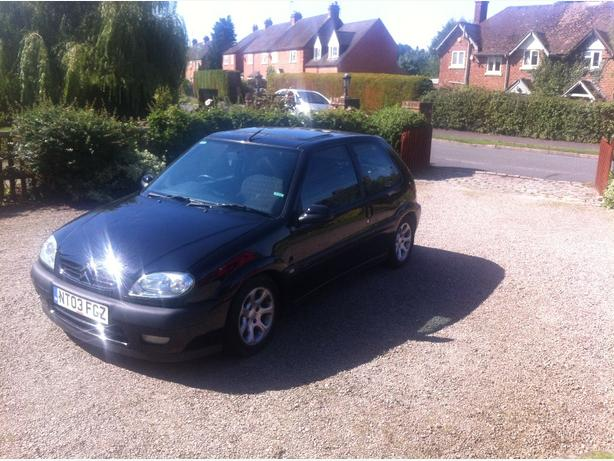 saxo vtr 03 plate need gone today