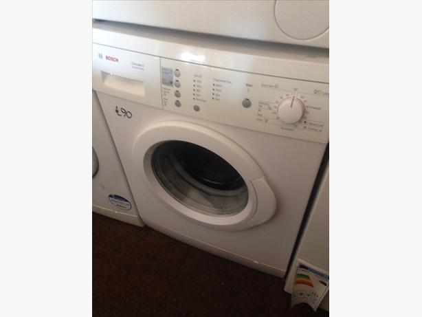 BOSCH WASHING MACHINE CLASSIXX 6 VARIO PERFECT00