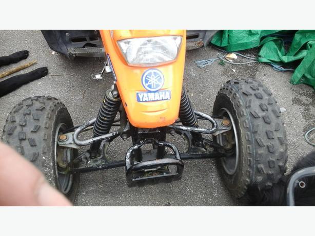 Ram or quadzilla  Quad bike project er 500 cc kawasaki engine