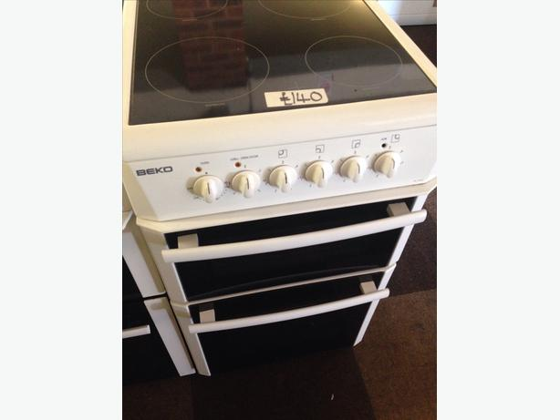 50CM ELECTRIC BEKO COOKER