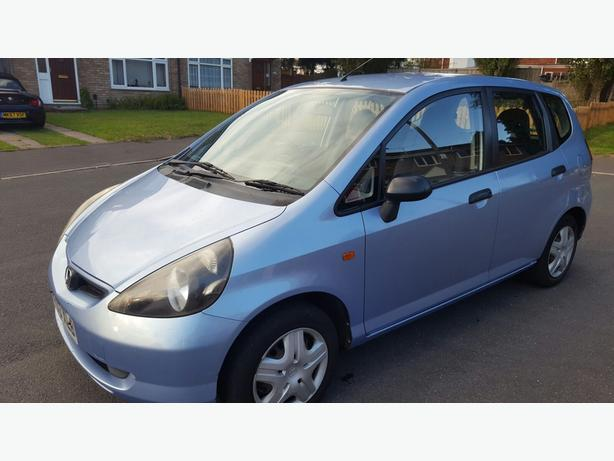 HONDA JAZZ 1.3 5 DOOR ECONOMICAL AND RELIABLE