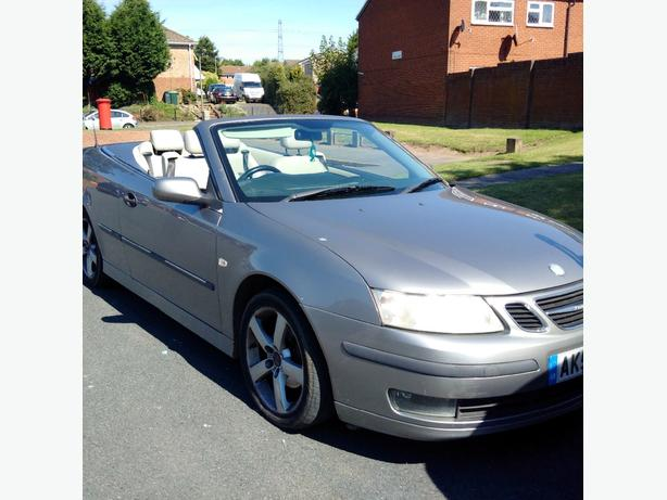 saab 93 convertible!!!!! SWAPS for a discovery or decent 4x4