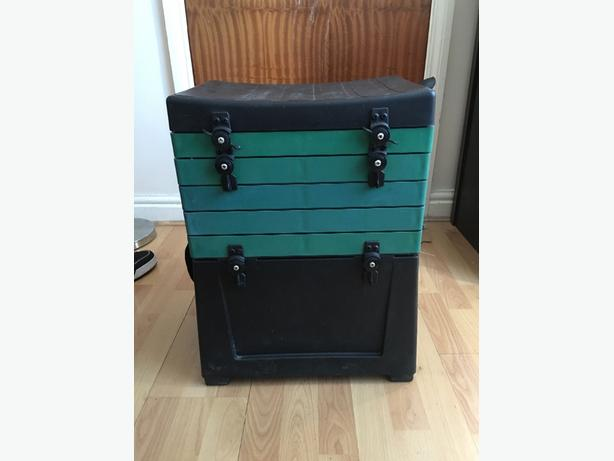 watercraft fishing seat box