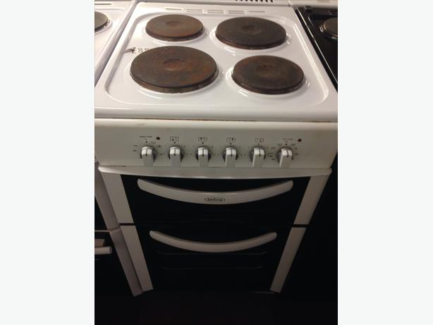 BELLING DOUBLE OVEN FAN ASSISTED ELECTRIC COOKER001