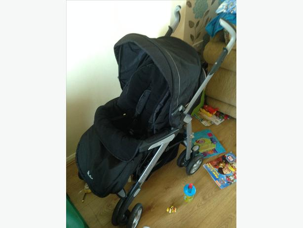 Silver Cross Ventura Travel System Pram