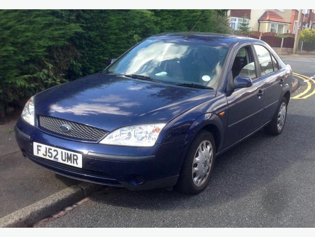 2003 ford mondeo 1 8 lx outside black country region dudley. Black Bedroom Furniture Sets. Home Design Ideas