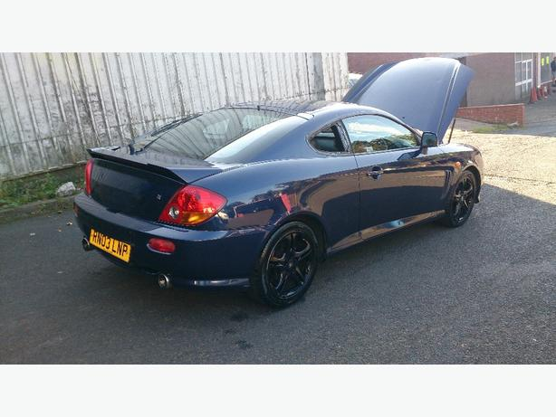 hyundai. coupe. se. swaps or cash offers