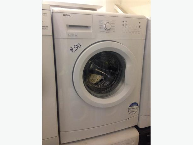 BEKO WASHING MACHINE 6KG WHITE2