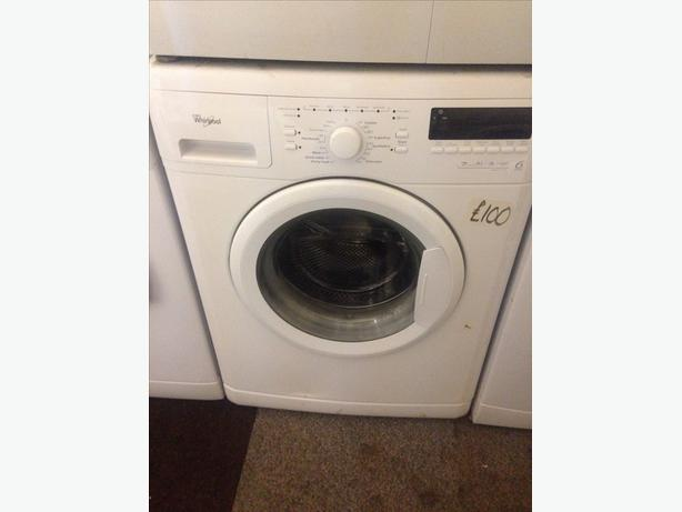 WHIRLPOOL WASHING MACHINE05
