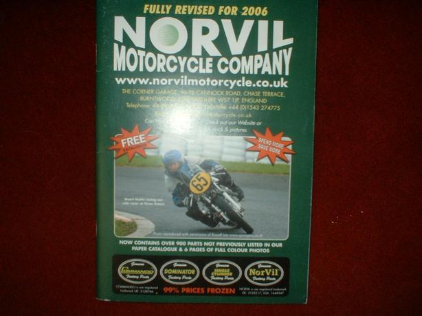 NORVILL MOTORCYCLE COMPANY