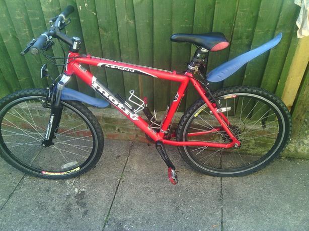 AS 1000 Motive mountain bike