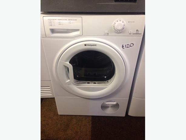 HOTPOINT DRYER CONDENSER