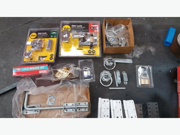 JOBLOT  high security door locks ETC
