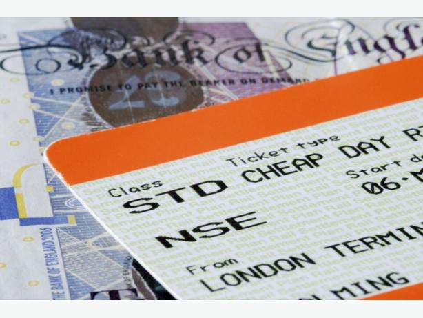 Virgin Train Tickets to London Euston and Return