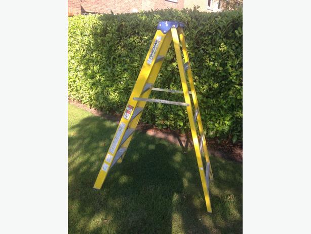 YOUNGMAN STEP LADDER