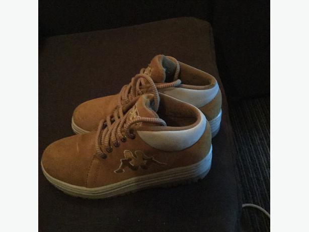 Size 4 kappa boots