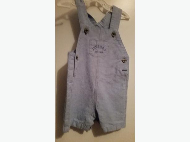 baby boy john rocha dungaree set