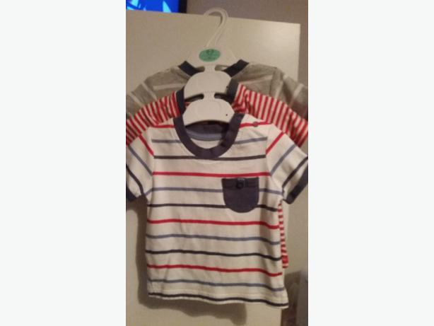 3 baby boy tshirts