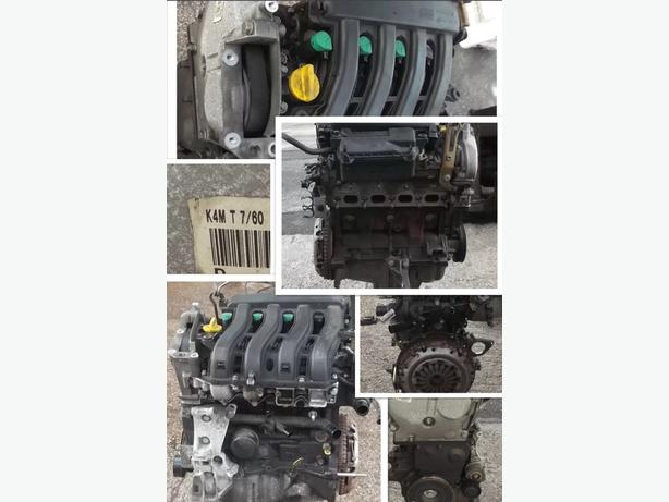 RENAULT MEGANE II 1.6 ENGINE 2003-2008 K4M