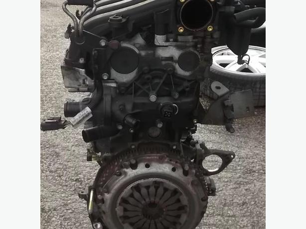 RENAULT MEGANE II ENGINE 1.4 engine code K4J