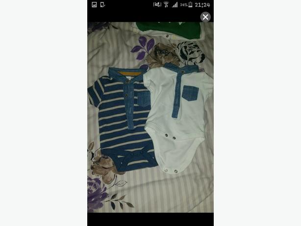 2 baby boy next polo bodysuit