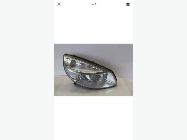 RENAULT MEGANE SCENIC 03-08 HEADLIGHT PASSENGER OR DRIVER LEFT OR RIGHT