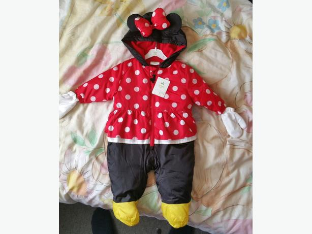 baby's coat all in one age 0-3 months