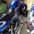 Lexmoto aarow 125cc