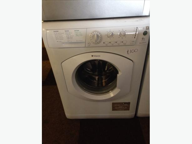 HOTPOINT WASHING MACHINE 1400 SPIN07