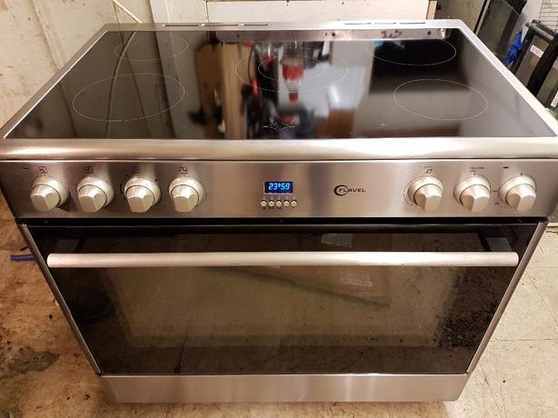 900 ceramic  cooker