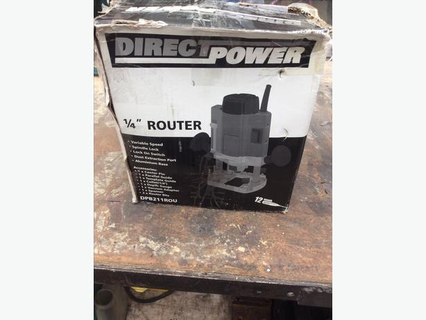Router 1/4 inch
