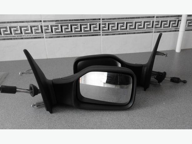 Peugeot 106 door mirrors