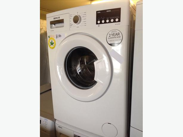 NEW SERVIS 7KG WASHING MACHINE08