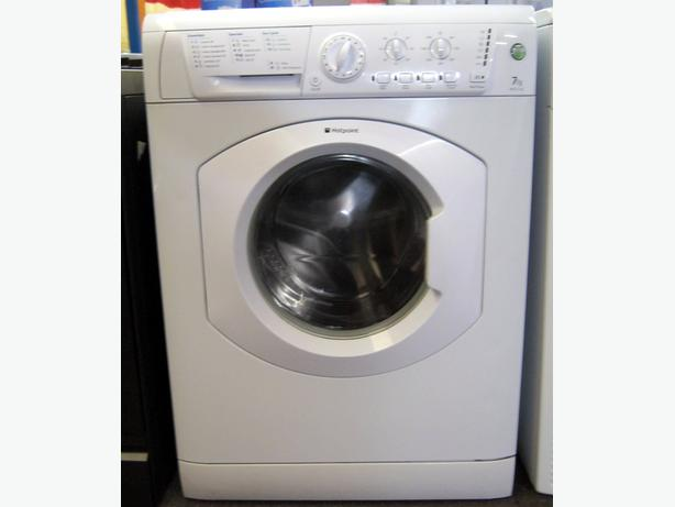 Hotpoint 7kg Capacity 1400 Spin Washing Machine, 6 Month Warranty