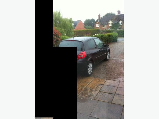 clio 1.5 dci 2006 Bargin!! swap bike