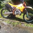 FOR TRADE: ktm 200 exc