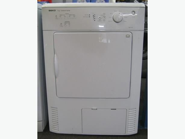 Beko 7kg Condenser Tumble Dryer with 6 Month Warranty
