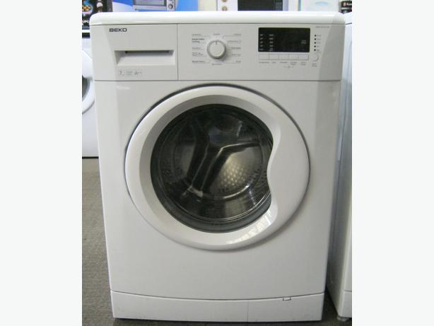 Beko 7kg Washing Machine, 1500 Spin, Digital Display, 6 Month Warranty